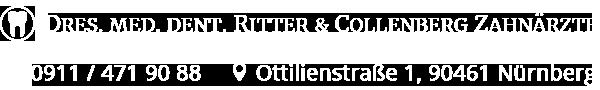 Zahnarztpraxis - Dres. Med. Dent. Ritter & Collenberg, Nürnberg