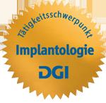 Zertifikat Implantologie 2019